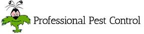 Professional Pest Control Logo